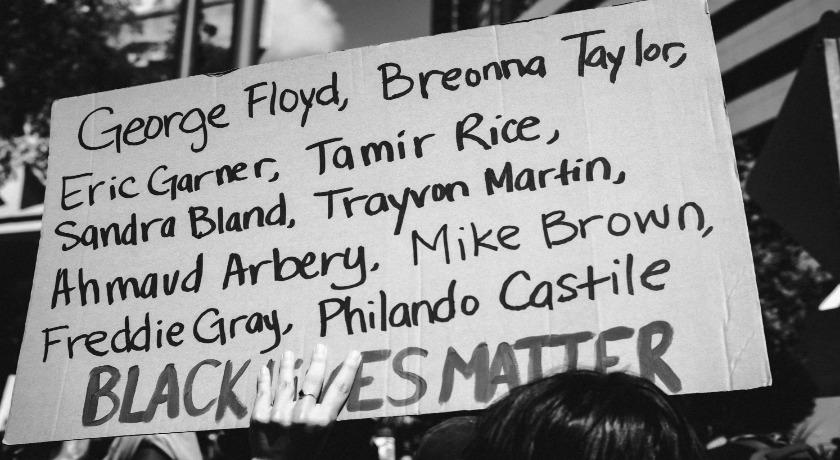 Black lives matter credit frankie cordoba unsplash