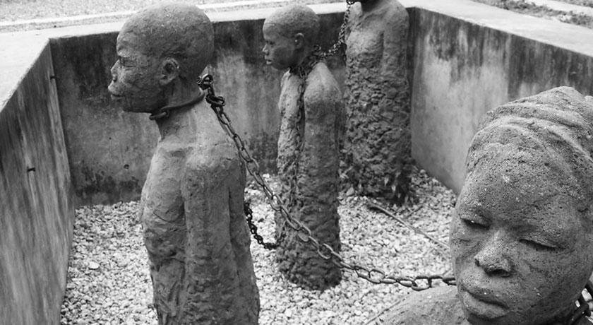 Slavery Museum credit Tim Brauhn Flicker CC BY NC SA 2.0