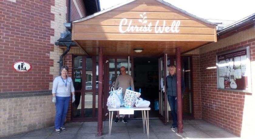 Swansea CRCW Tuesday Donation Morning