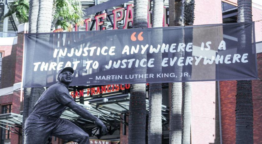 Martin Luther King credit Luke Zhang Unsplash