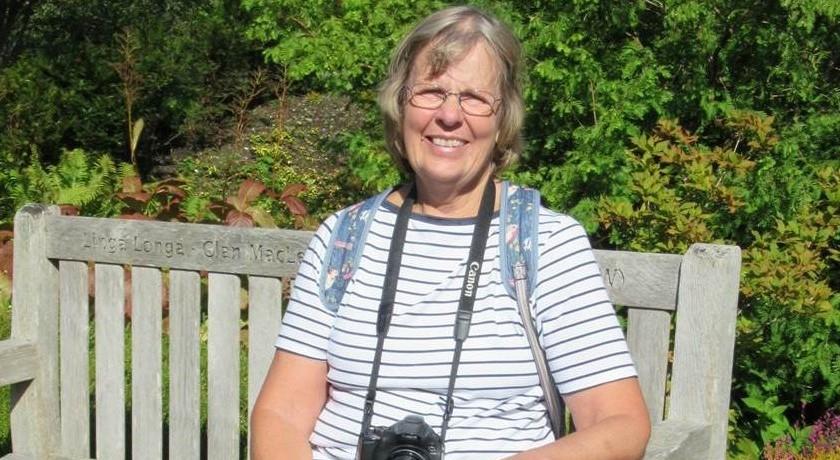 Marje Robinson Walk for Water homepage crop 002