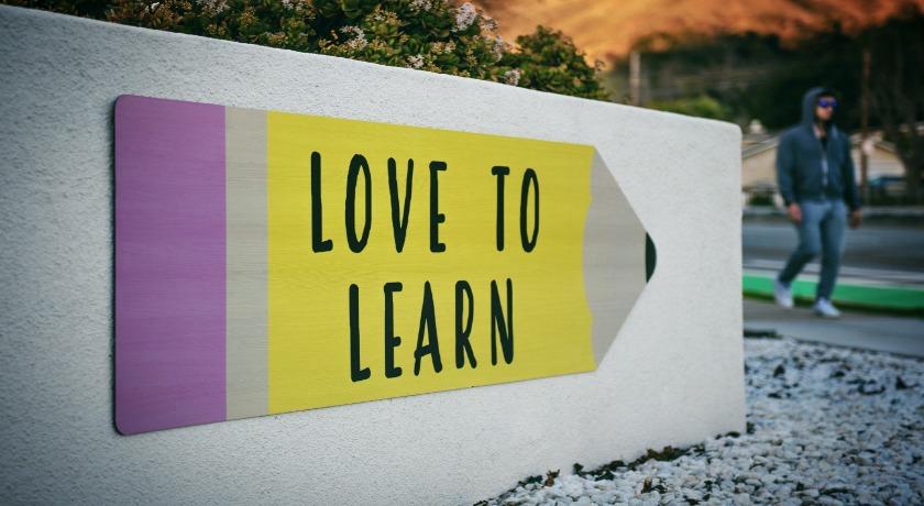 Love to learn credit Tim Mossholder/Unsplash